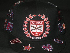 Negro League Commemorative Polo cap ($25)