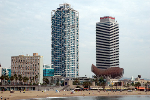 Resort Central with Casino de Barcelona by caribb, on Flickr