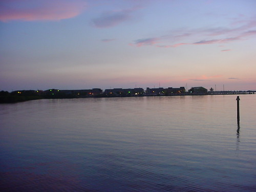 sunset water silhouette geotagged florida harbour puntagorda charlotteharbour fishermansvillage