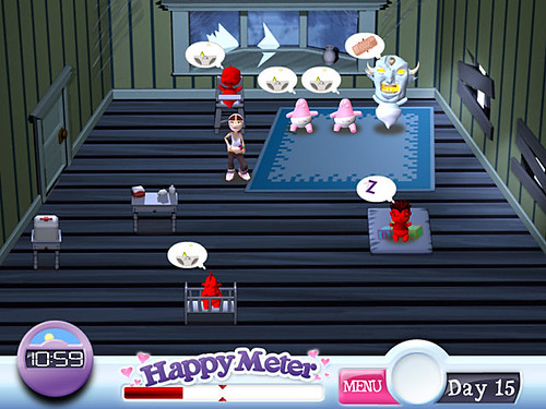 Daycare Nightmare Game Screenshot 1