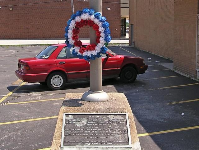republic steel massacre memorial