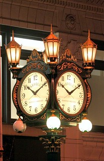 Carroll's Historic Clock