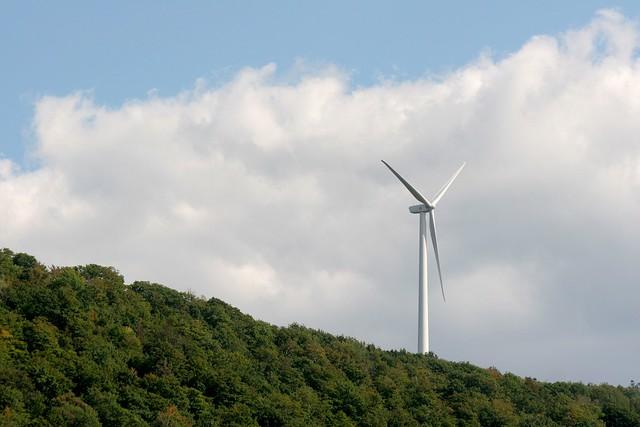 Jiminy Peak Wind Turbine Flickr Photo Sharing