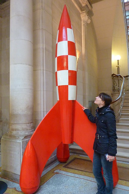 340 - Museo Belga de la Banda Diseñada