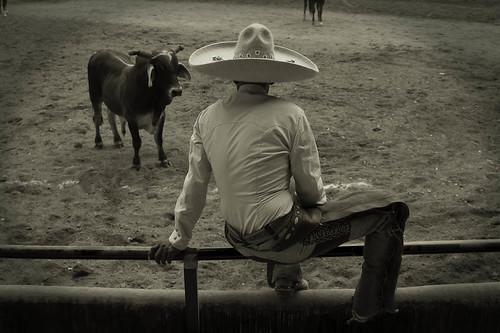 Charros feria Tlaxcala