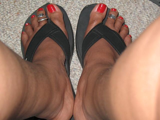 Ebony Feet On Flickr 80