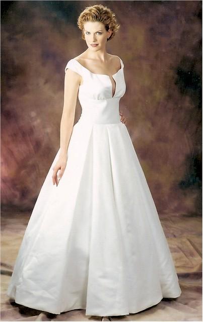 Informal Darius Cordell Couture plus size Wedding Dresses … | Flickr