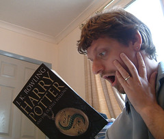 09/07/2007 (Day 221) - Well, Unless You're  J.K. Rowling, You'll Just Have To Wait Until The 21st July To Find Out How Hermione And Hagrid Die.