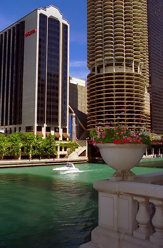 Chicago - Marina City & Westin Hotel