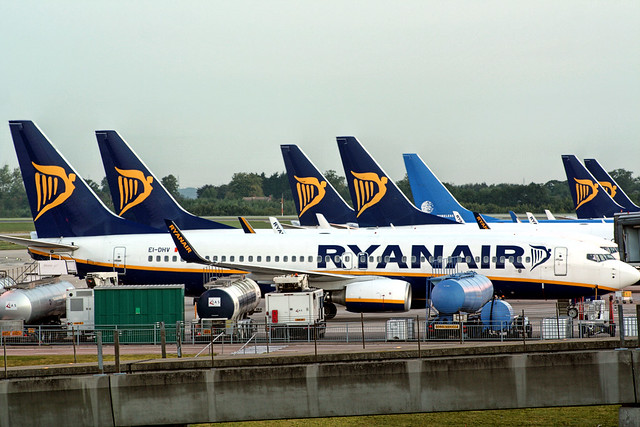 ryanair invasion