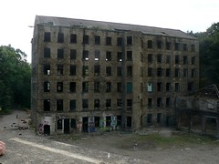 Disused Mill, Halifax