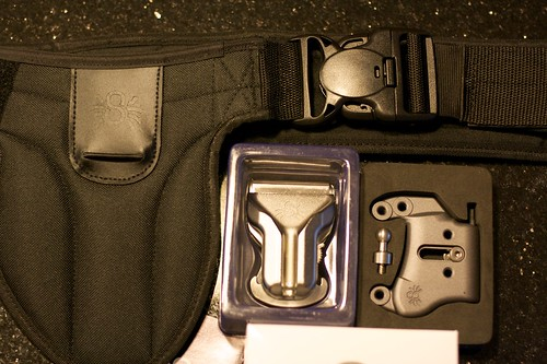 Spider Holster System - in the box