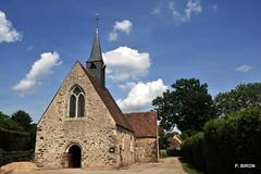 Eglise Sainte-Madeleine de la Ventrouze - Orne - Basse Normandie