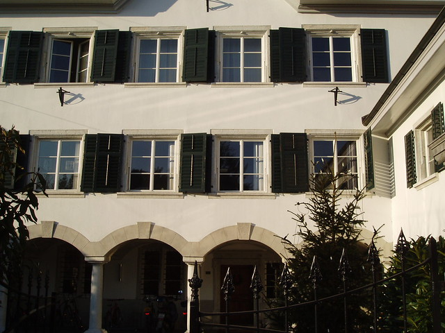 Offices of the Solothurn Bürgermeister