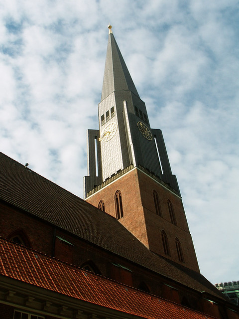 Hauptkirche St Jacobi Hamburg