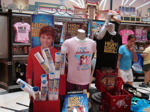 High School Musical Merchandise