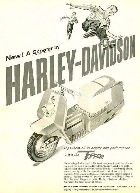 '59 Harley-Davidson Topper