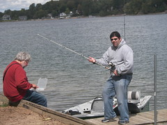 fishing(1.0), recreation(1.0), casting fishing(1.0), outdoor recreation(1.0), recreational fishing(1.0), boating(1.0), angling(1.0),