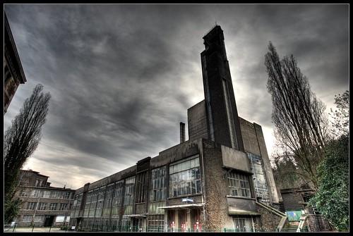 Abandoned University