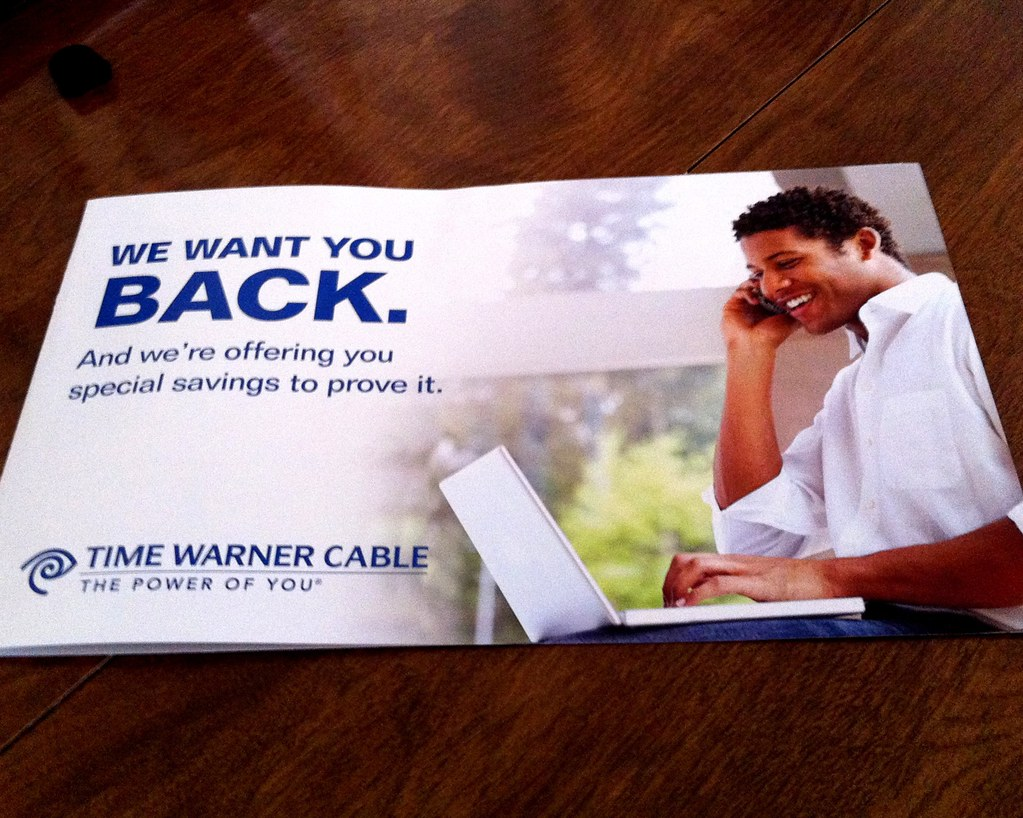 epic customer service fail, time warner cable  | Posted via
