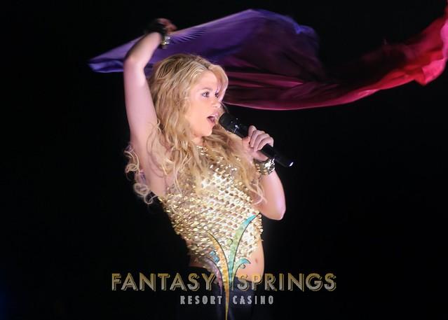 Fantasy 29 casino concerts