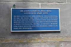 Photo of Blue plaque number 11051