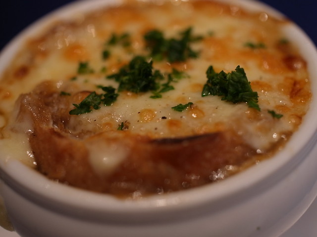 onion gratin soup | Flickr - Photo Sharing!