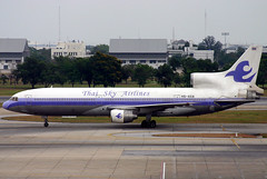 L-1011-385-1 | TriStar 1 | Thai Sky Airlines | HS-AXA | DMK