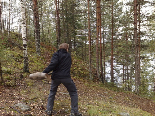 hammer hiking jose tarus ruska