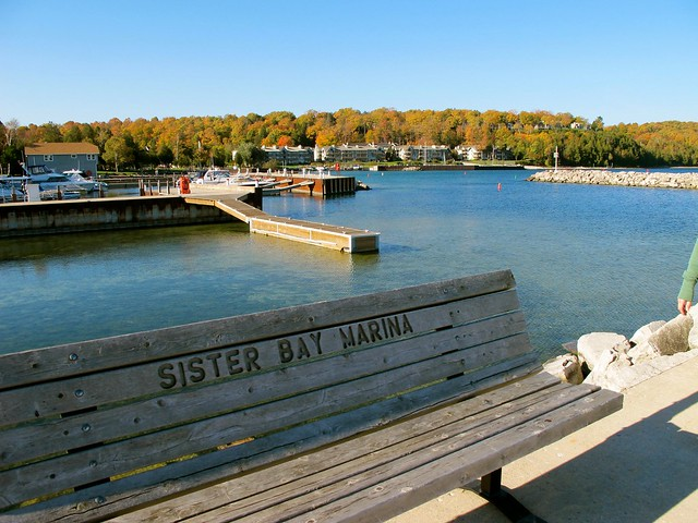 Sister bay marina door county wi flickr photo sharing for Fish creek wi weather