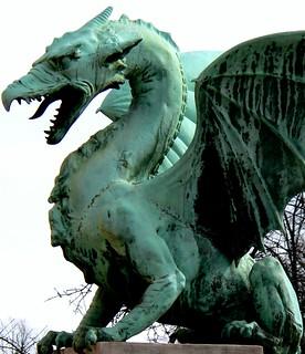 Ljubljana dragon Slovenia #dailyshoot