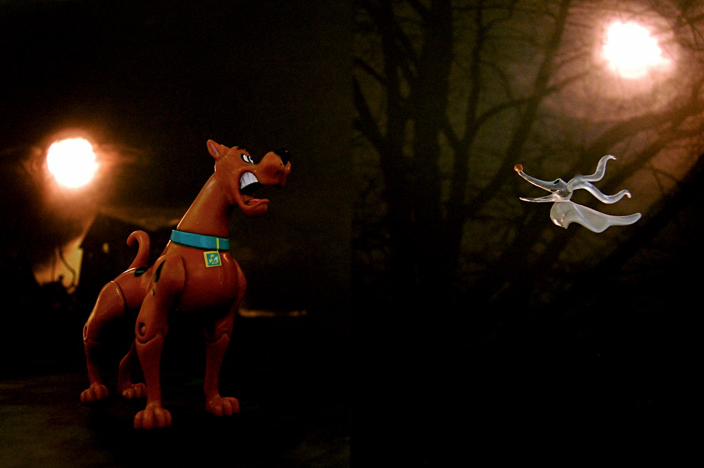 Scooby-Doo vs. Zero (303/365)