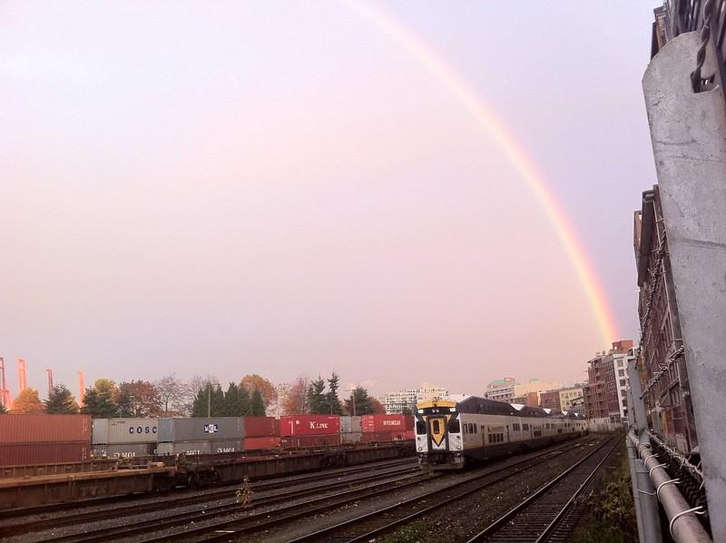 West Coast Rainbow