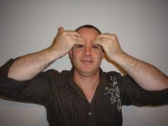 EFT Eyebrow Points - www.tap4health.com