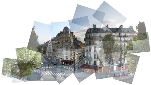 paris france europe panography 12eme