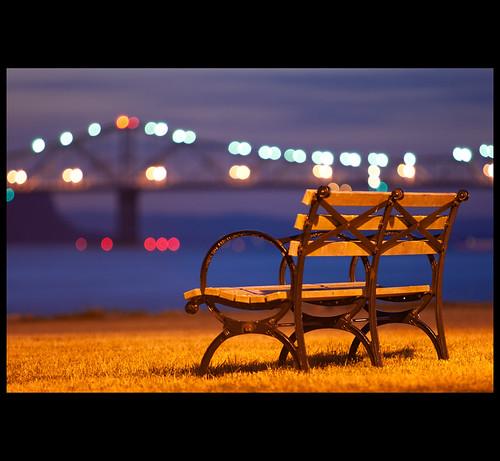 bridge sunset newyork reflection water clouds canon bench dof steel depthoffield hudsonriver hudson dslr irvington tz westchester summersolstice tappanzee 70200mm ef70200mm tappanzeebridge westchesterny irvingtonny canon70200f28l irvingtonnewyork westchesternewyork 70200mmf28 xti 400d matthiessenpark nrbelex tzbridge summersolstice2010