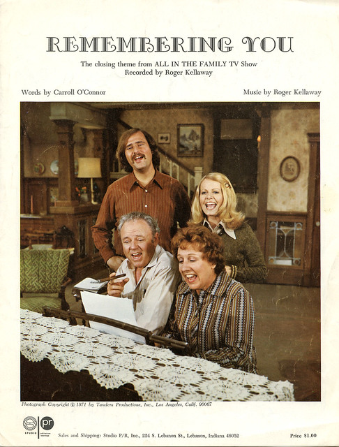 the cast of All in the Family