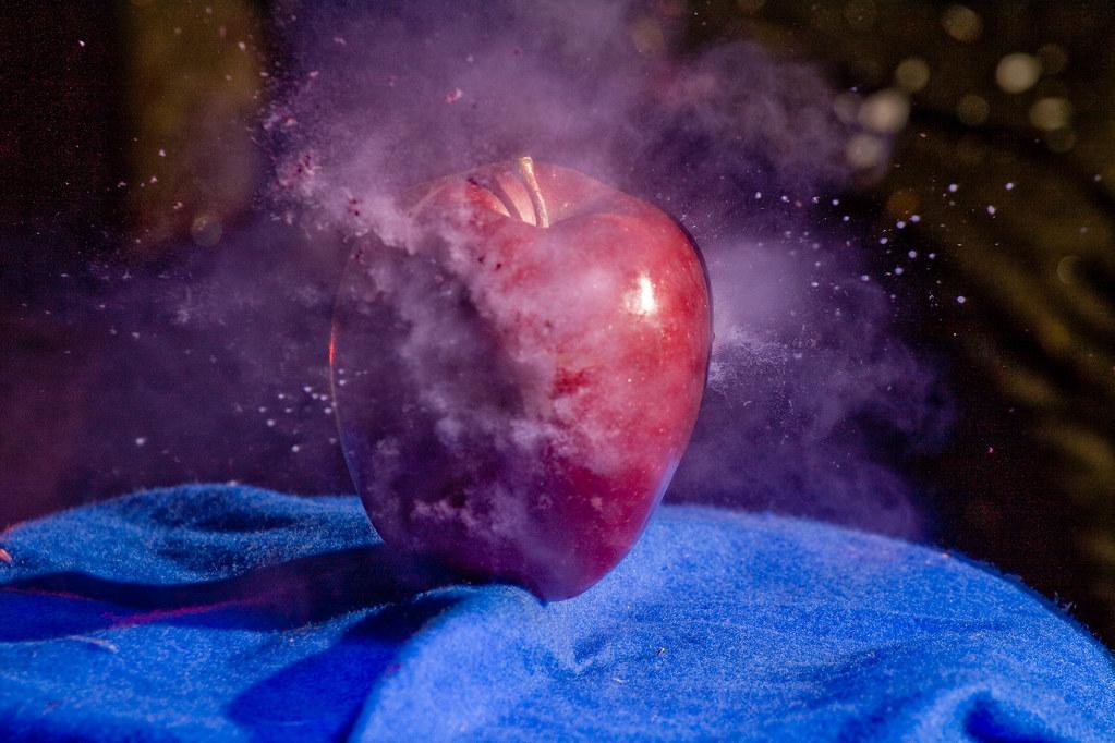 Apple birdshot back