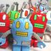robot minions by Jellibat