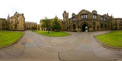 360-180 Glasgow University - Eastern Square