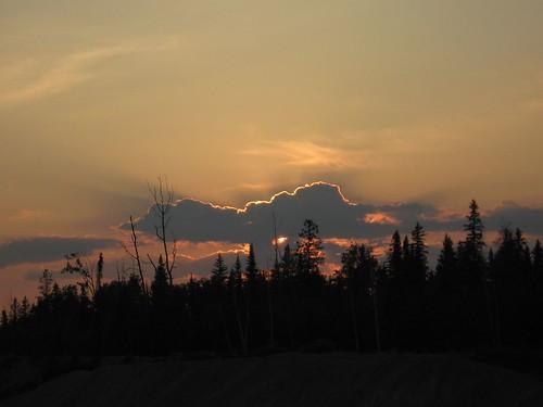 Quarrum Sunset