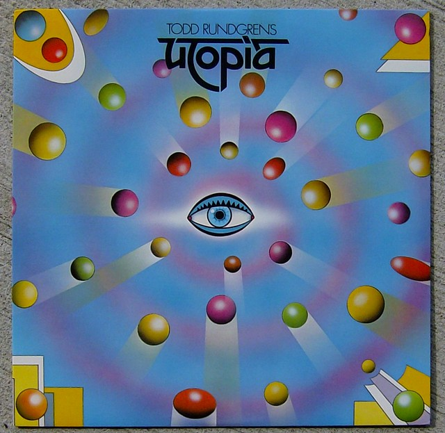 Utopia / Todd Rundgren's Utopia