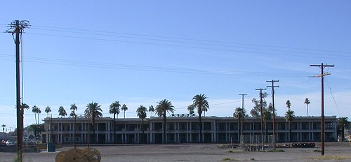 california railroad station coloradoriver needles harveyhouse elgarces