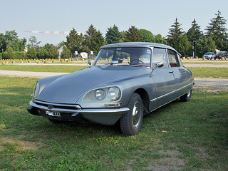 Citroën DS20 Pallas