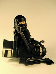 When Lego Ninja Attack...