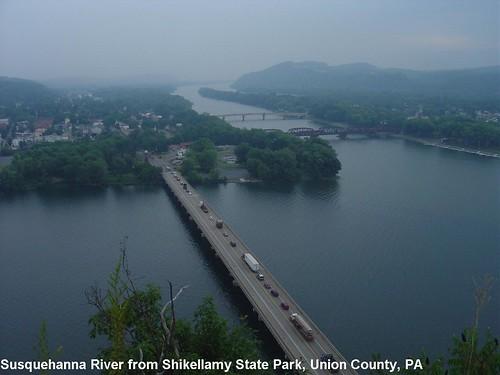 river landscapes pennsylvania bridges stateparks kevsbest
