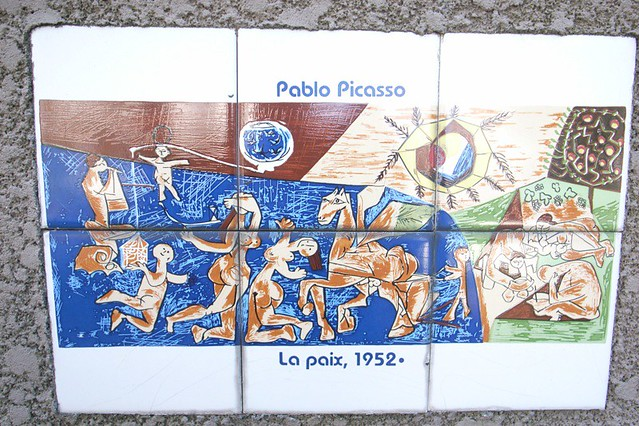 Picasso Fence