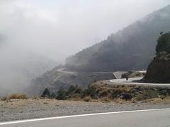 Passhöhe in der Alpajuerra über Guadix