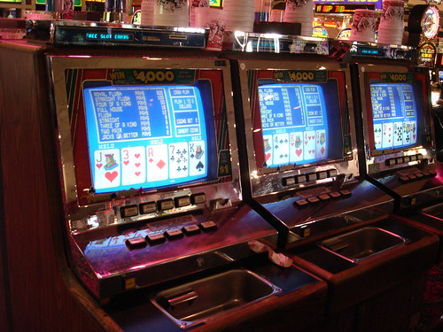 Old School Video Poker- Las Vegas, NV