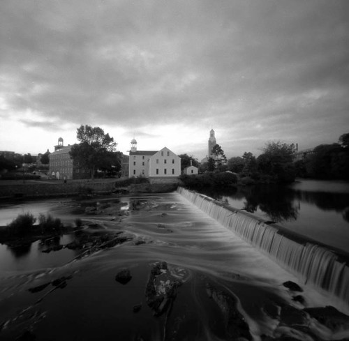 Pinhole in Pawtucket - Slater Mill